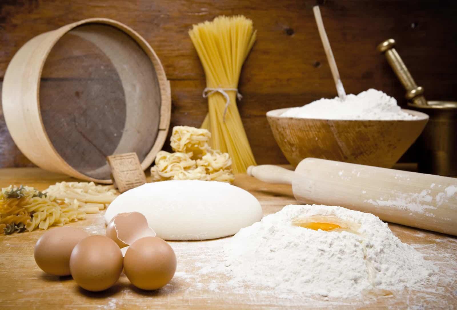 La vera cucina romagnola dell'Hotel Villa Rossi